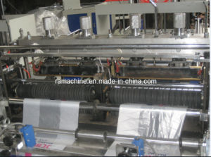 High Speed Cut Machine for PE Plastic Film