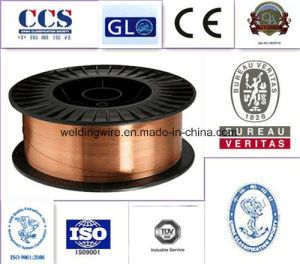 Welding Material Welding Wire (ER70S-6/ SG2/ YGW12 / A18/ G3Si1) pictures & photos