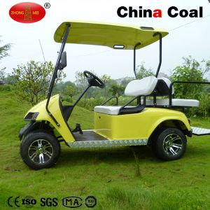 E2-2s Battery Powered Electric Golf Trolley Car pictures & photos