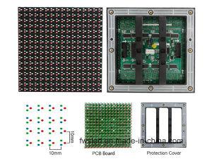 Wholesale 32X16 DIP P10 Outdoor LED Module pictures & photos