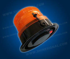 Rechargeable LED Magnet Mounting Strobe Beacon (B112) pictures & photos