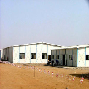 Prefab Light Steel Structure House with Ce Certification pictures & photos
