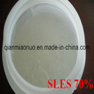 SLES for Detergent Chemical/ Sodium Lauryl Ether Sulfate/SLES 70% pictures & photos