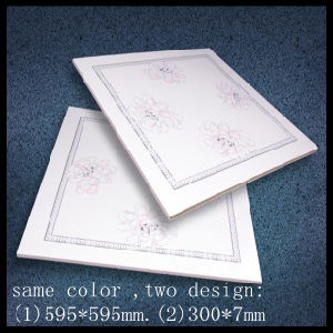 60*60CM PVC Ceiling and Wall Panels pictures & photos