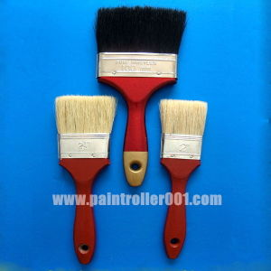 Bristle Wooden or Plastic Handle Paint Brush pictures & photos