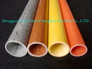 Acid and Alkala Resistant Fiberglass Tube pictures & photos