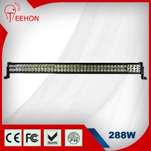 USA Epistar Dual Row Straight 288W LED Light Bar pictures & photos
