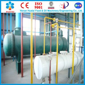 2015 Newest Technology Huatai Brand China 10-2000t/D Palm Oil Refinery Plant Equipment in Negeria
