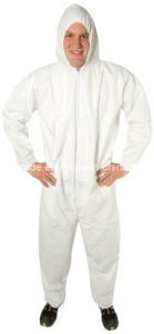 High Quality Beathable Spray Coverall for Paint Maintance Automobile pictures & photos
