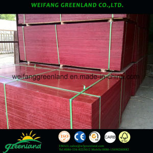 Bamboo Film Faced Plywood for Construction pictures & photos