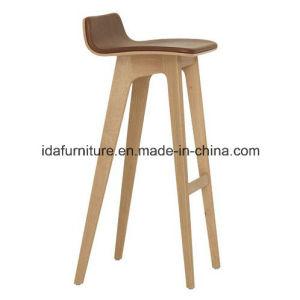 Modern Bar Furniture Wood Bar Stool pictures & photos