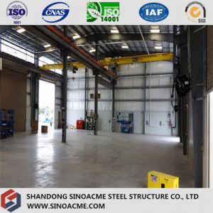Steel Frame Building for Workshop with Warehouse pictures & photos