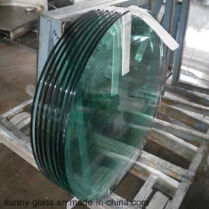 Square &Round Tempered Glass/Toughened Glass pictures & photos