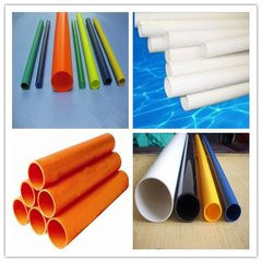 Nice PVC Conduit for Electric Wire Protection pictures & photos