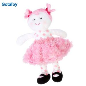 Custom Stuffed Plush Ballet Girl Doll Soft Toy Doll pictures & photos