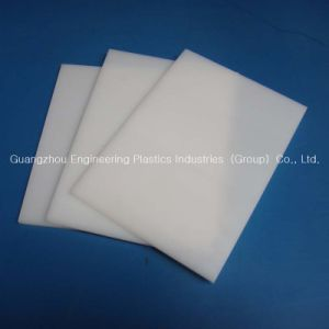 Plastic PTFE Board with Excellent Chemical Corrosion-Resistance pictures & photos