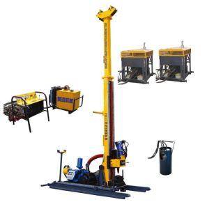 Full Hydraulic Portable Drilling Rig (HYDX-2) pictures & photos