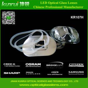 COB LED Glass Lens for High Power Tunnel Light (KR107H)