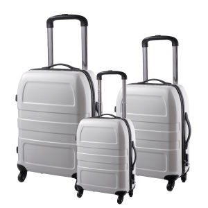 "Shinying 100% PC Trolley Luggage Set for Travel (PCL002-C20""24""28"") pictures & photos"