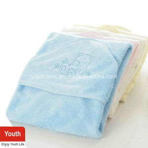 100% Cotton Baby Towel with Hood