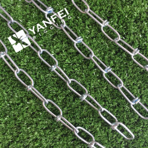 Stainless Steel 304/316 Knotted Chain Metal Link pictures & photos