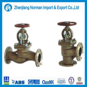 Marine Flanged Bronze Stop Check Valve pictures & photos