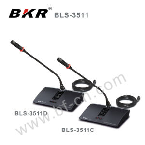 BLS-3511C/D Wired Hand-in-Hand Conference System pictures & photos