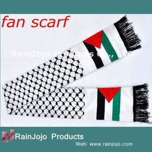 World Cup Football Knitting Fan Scarf pictures & photos