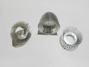 CNC Machining LED Part in Shenzhen pictures & photos
