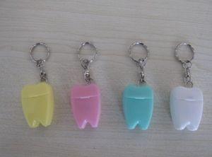 Color Dental Floss / Dental Product