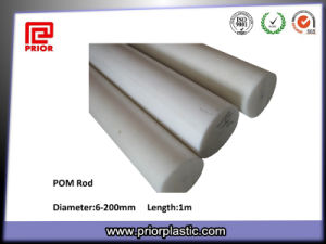 POM Rod/Delrin Rod/Polyacetal Rod for Plastic Gears pictures & photos