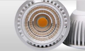 GU10 5W COB 85-265 Warm White LED Spotlight pictures & photos