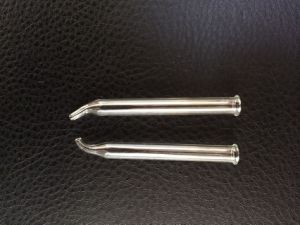 Hand Made Shaped Clear Tubular Glass Tube Pipettes pictures & photos