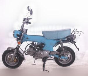 Giraffe Motorbikes Pocket Bikes 50cc (CJL50/CJL125)