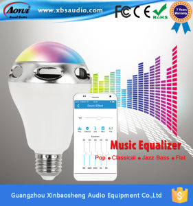 Smart LED Light Bulb Bluetooth Speaker with Good Price