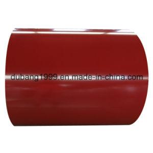 Dx51d PPGI Color Coated Prepainted Galvanized Steel Coil pictures & photos
