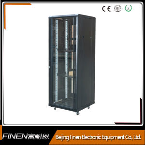 Hot Sale 19′′ Free Standing Network Cabinet Rack Load 800kg pictures & photos