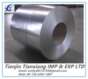 Roofing Application Z60 Hot Dipped Galvanized Steel Coil pictures & photos