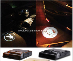 Promtion LED Car Logo Door Light High Quality 12V No Drill LED Car Door Projector Logo Light pictures & photos