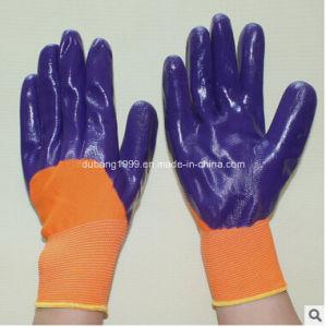 Nitrile Gloves/Working Gloves/Construction Gloves/Industry Gloves-64