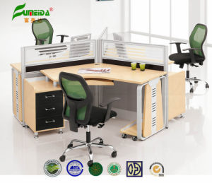 MFC Workstation High End Modern Office Table pictures & photos