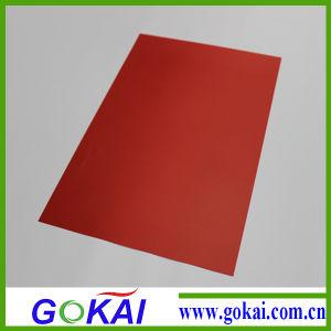 6mm Clear PVC Rigid Sheet / Color PVC Rigid Board pictures & photos