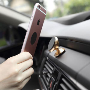 Universal Magnetic Car Phone Holder 360 Rotation Magnet Air Vent Mount Mobile Phone Holder for iPhone 6 6s 7 Plus Samsung Huawei pictures & photos