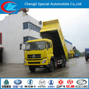 Top Quality 12 Wheels Diesel Type Dongfeng Tipper Truck pictures & photos