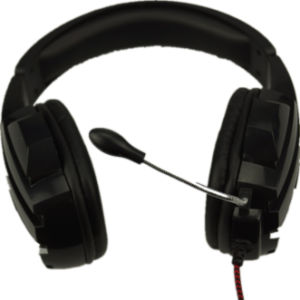 USB Gaming Headset Powerful Sound / Adjustable Microphone pictures & photos