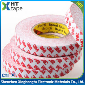 High Temperature Resistant 3m 55236 Cotton Double Sided Adhesive Tape pictures & photos