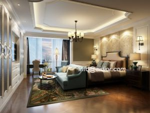 (Cl8007) Five Star Luxury Hotel Modern Wooden Bedroom Hotel Furniture pictures & photos
