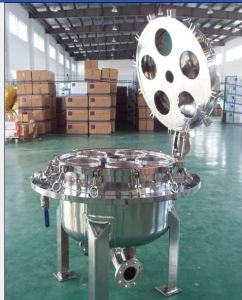High Efficiency 304 Stainless Steel Liquid Multi Bag Filter Housing pictures & photos