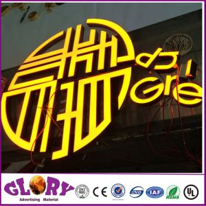 LED Epoxy Resin Channel Letter LED Sign for Advertising pictures & photos