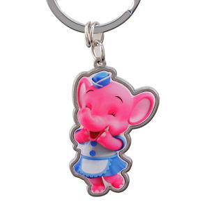New Arrival Zinc Alloy Metal Keychain pictures & photos